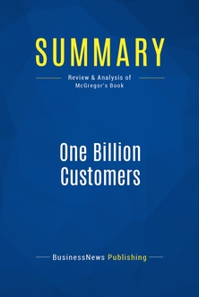 One Billion Customers