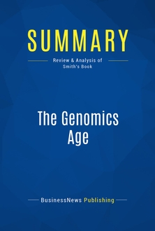The Genomics Age
