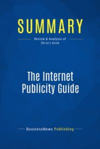 The Internet Publicity Guide