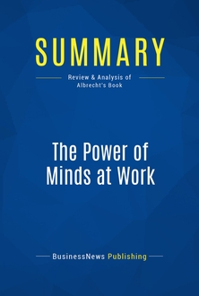 The Power of Minds at Work