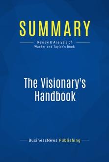 The Visionary's Handbook