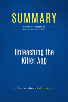 Unleashing the Killer App