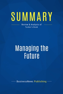 Managing the Future