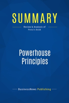 Powerhouse Principles