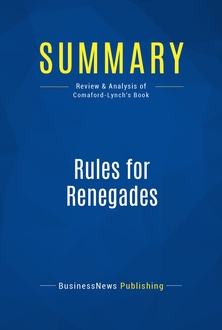 Rules for Renegades
