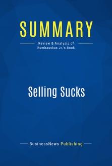 Selling Sucks