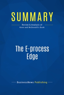 The E-process Edge