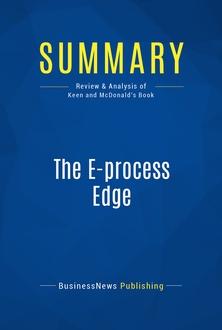 The E-process Edge