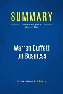 Warren Buffett on Business