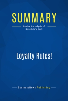 Loyalty Rules!