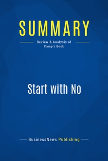 Start with No
