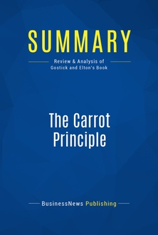 The Carrot Principle