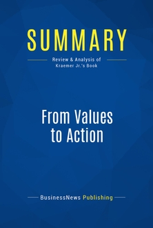 From Values to Action