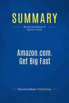 Amazon.com. Get Big Fast