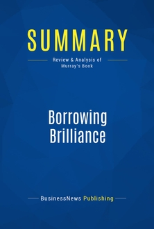 Borrowing Brilliance