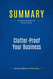 Clutter-Proof Your Business