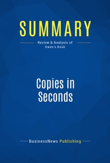 Copies in Seconds