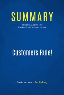Customers Rule!