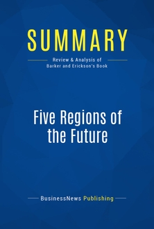 Five Regions of the Future