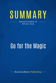 Go for the Magic