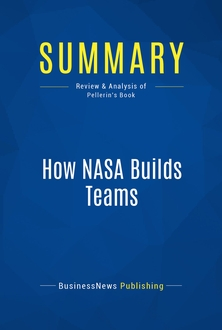 How NASA Builds Teams